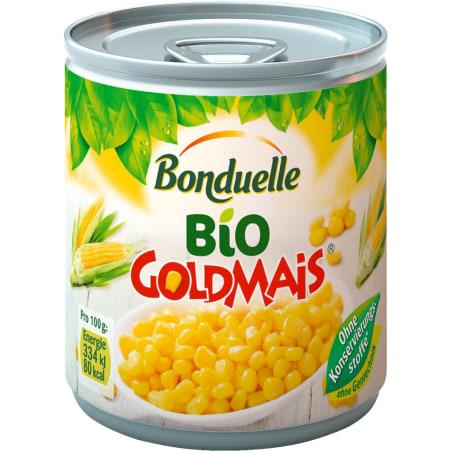 Bonduelle Bio Goldmais Single