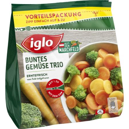 iglo Buntes Gemüse Trio