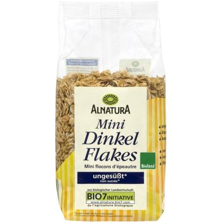 Alnatura Mini Dinkel Flakes ungesüßt