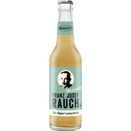 Rauch Bio Franz Josef Apfel gespritzt 0,33 Liter Mehrweg-Flasche