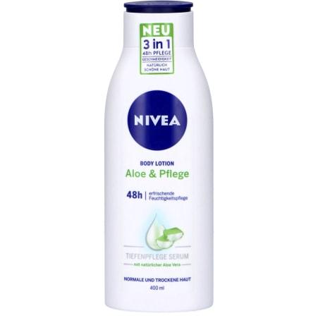 NIVEA Aloe & Pflege Body Lotion