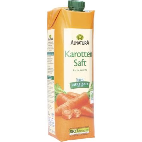 Alnatura Bio Karottensaft 1,0 Liter