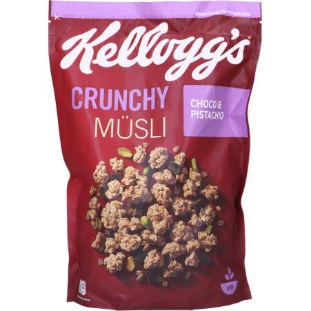 Kellogg's Crunchy Müsli Choco & Pistazie