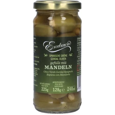 EXCELENCIA Oliven mit Mandeln