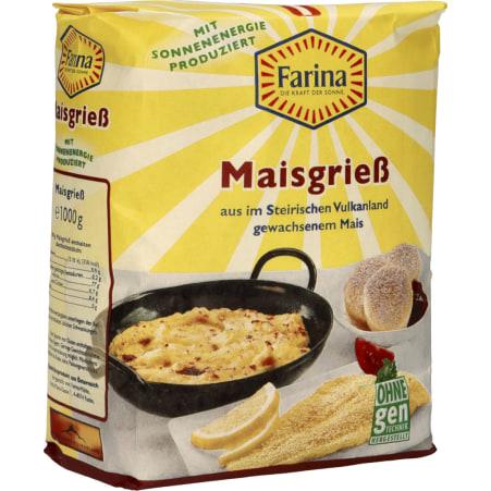 Farina Maisgrieß