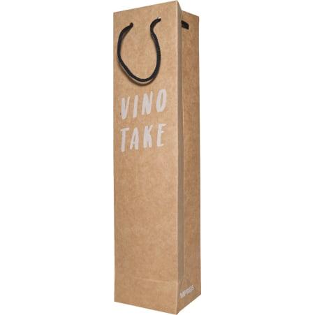 Vino Take Weintragetasche Vino take natur