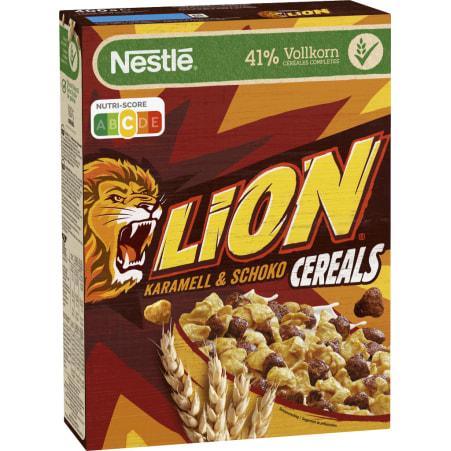 NESTLE Lion Cereals Karamell & Schoko