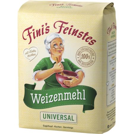 Fini´s Feinstes Weizenmehl universal Type 480