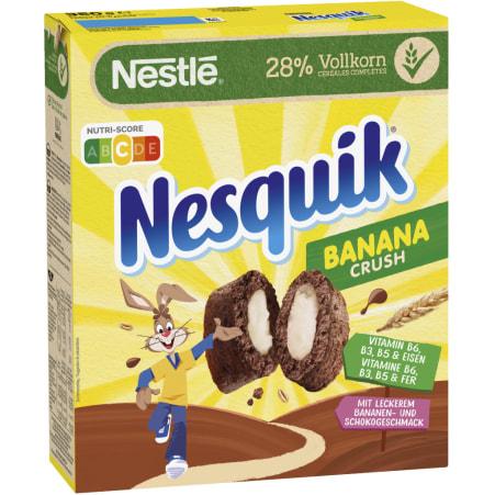 NESTLE Nesquik Banana Crush