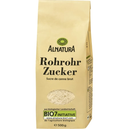 Alnatura Bio Rohrohrzucker