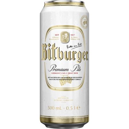Bitburger Pils 0,5 Liter Dose