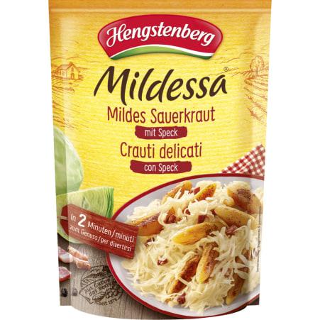 Hengstenberg Sauerkraut mild mit Speck