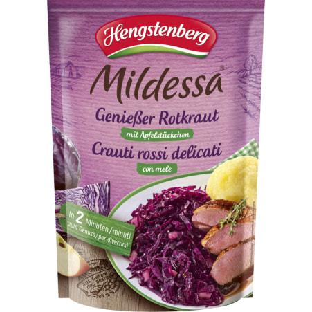 Hengstenberg Mildessa Apfelrotkraut