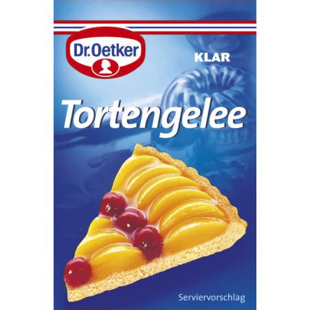 Dr. Oetker Tortengelee klar 3er-Packung