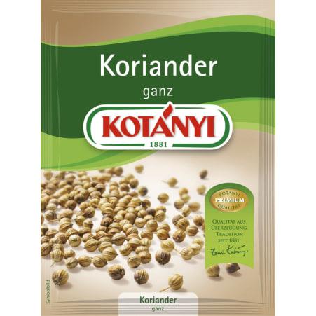 Kotányi Koriander ganz