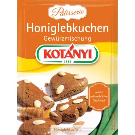Kotányi Honiglebkuchen Gewürzmischung