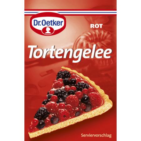 Dr. Oetker Tortengelee rot 3er-Packung