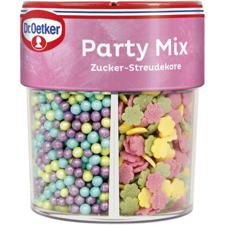 Dr. Oetker Streudekor Party Mix
