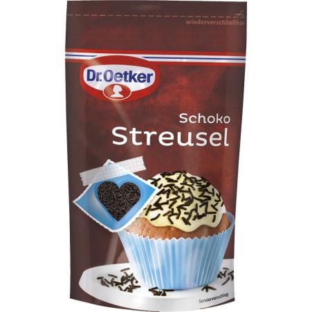Dr. Oetker Schoko Streusel