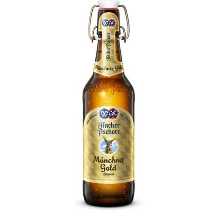 Hacker-Pschorr Münchner Gold 0,5 Liter Dose