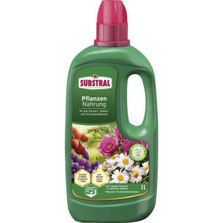 Substral Pflanzennahrung 1,0 Liter