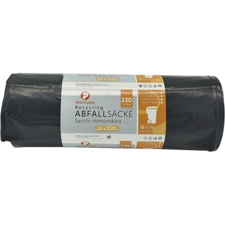 Profi Clean Abfall-Säcke 150 Liter 10er-Packung