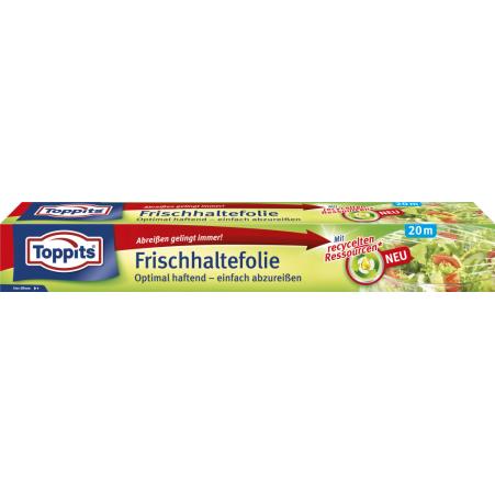 TOPPITS Abreiß-Frischhaltefolie