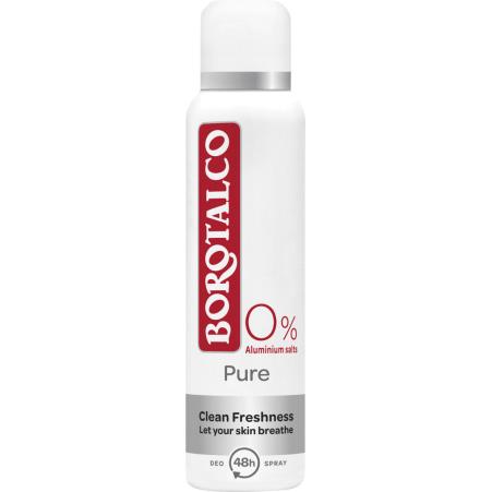 Borotalco Pure Deo-Spray