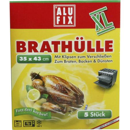 AluFix Brathülle 35x 43 cm 5er-Packung