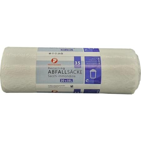 Profi Clean Abfall-Säcke 35 Liter 25er-Packung