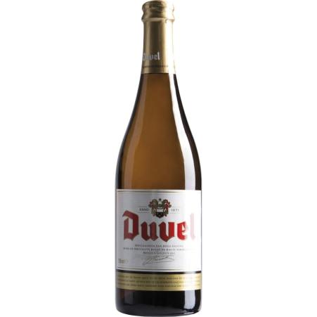 Duvel Bier 0,75 Liter Einweg-Flasche