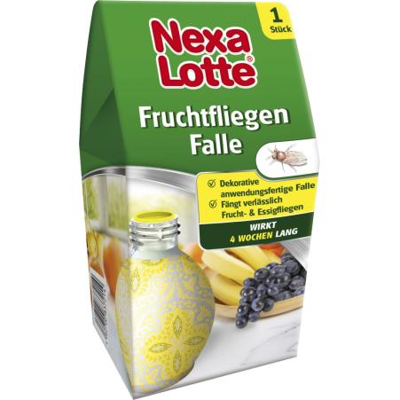 Nexa Lotte Fruchtfliegen Falle