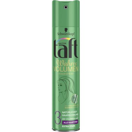 3 Wetter Taft Taft Volumen Haarspray