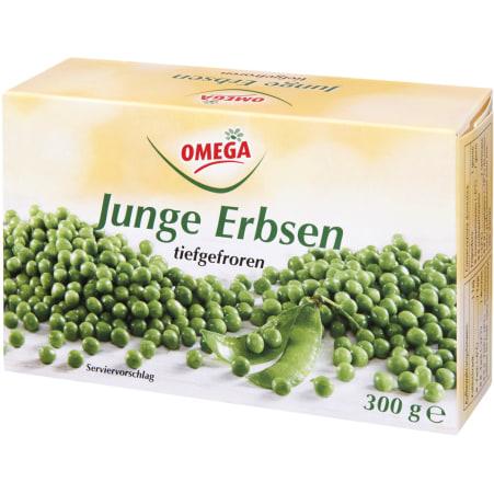 Omega Junge Erbsen