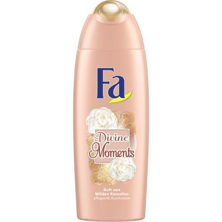 Fa Divine Moments Seiden-Extrakt Duschcreme Duschgel