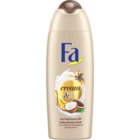 Fa Cream & Oil Kakaobutter-Cocosöl Duschgel