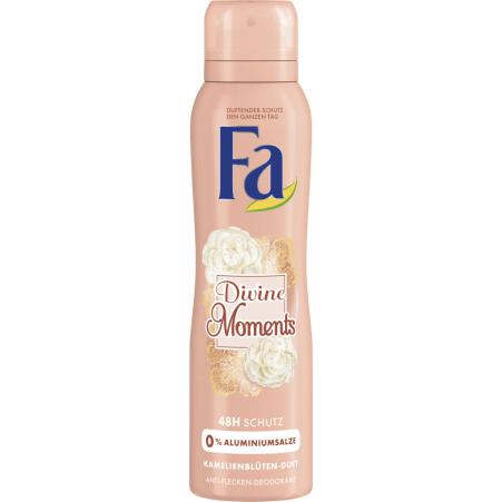Fa Divine Moments Deo-Spray