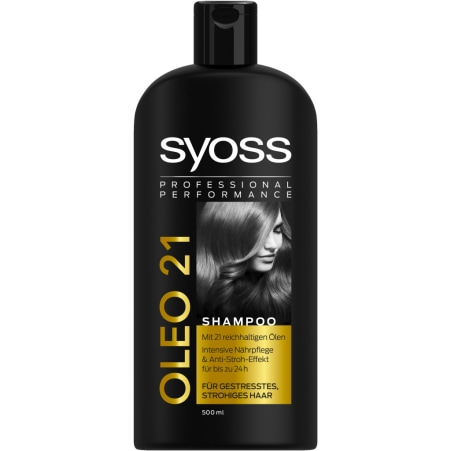 Syoss Shampoo Oleo Intense