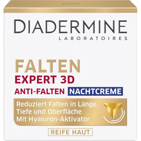 Diadermine Faltenexpert Nachtcreme
