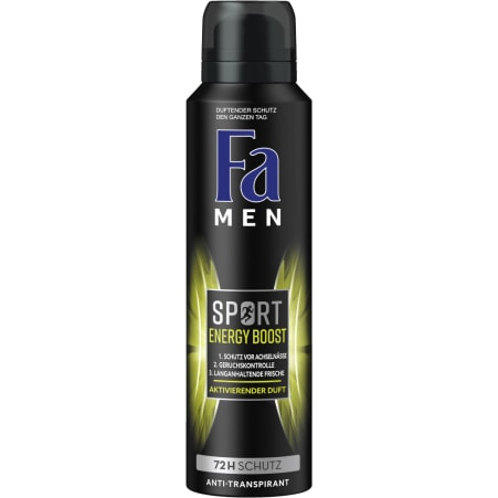 Fa Men Sport Double Power 72 h Deo-Spray