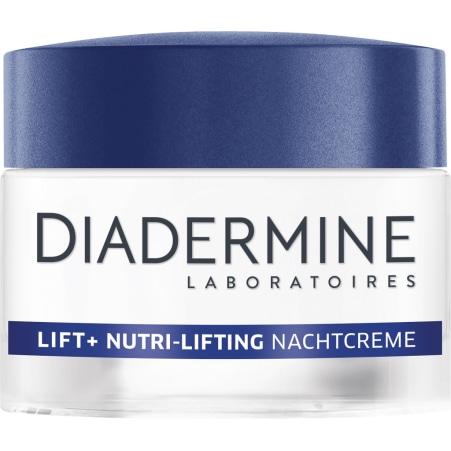 Diadermine Lift + Nutritive Nachtpflege Pflegecreme