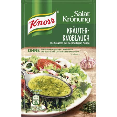 Knorr Salatkrönung Salatdressing Kräuter-Knoblauch