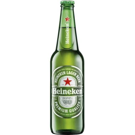 Heineken Lager Einwegflasche