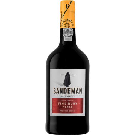 SANDEMAN Ruby Port 19,5% vol.