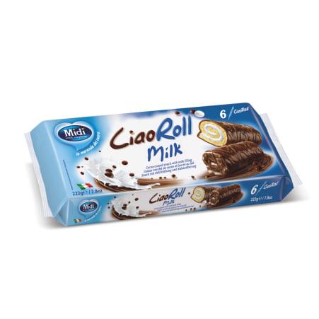 Midi CiaoRoll Milk mit Milchfüllung