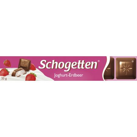 Schogetten Riegel Joghurt-Erdbeer