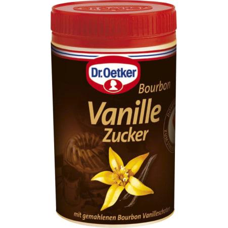 Dr. Oetker Bourbon Vanillezucker Dose