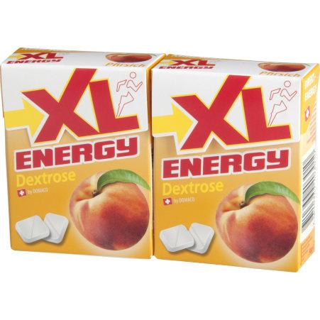 XL-Energy Dextrose Pfirsich