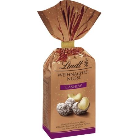 Lindt&Sprüngli Weihnachts-Cashews