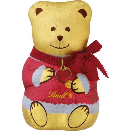 Lindt&Sprüngli Teddy Santa Edition